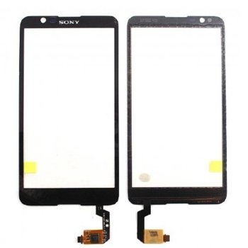 Sony Xperia E4 Unicom version touch Black Original product