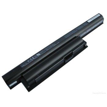 Батерия (оригинална) за лаптоп Sony Vaio, съвместима с VPC-EA VPC-EB VPC-EC VPC-EE VPC-EF, 11.1V, 7800mAh image