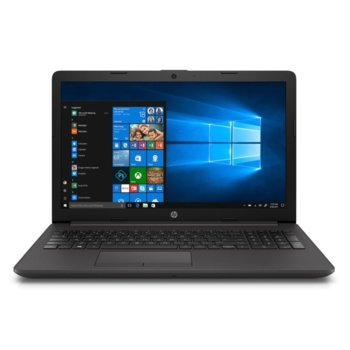 "Лаптоп HP 250 G7 (6MQ39EA), двуядрен Gemini Lake Intel Celeron N4000 1.1/2.6 GHz, 15.6"" (39.6 cm) Full HD Anti-Glare Display, (HDMI), 4GB DDR4, 128GB SSD, 2x USB 3.1, Free DOS image"