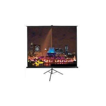 """Екран Elite Screens Tripod, 136"""" (345.44 cm), на стойка, 2 г. гаранция image"""
