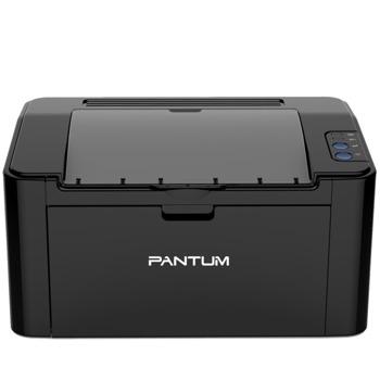 Лазерен принтер Pantum P2500, монохромен, 1200 x 1200 dpi, 23 стр/мин, A4, USB image