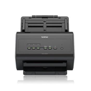 Скенер Brother ADS-2400N, 600 x 600, A4, двустранно сканиране, ADF, LAN, USB image