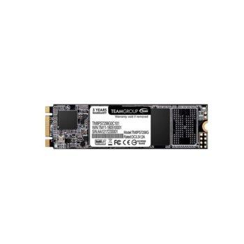 Памет SSD 256GB TeamGroup MS30, SATA III 6Gb/s, M.2 2280, скорост на четене 550 MB/s, скорост на запис 470 MB/s image