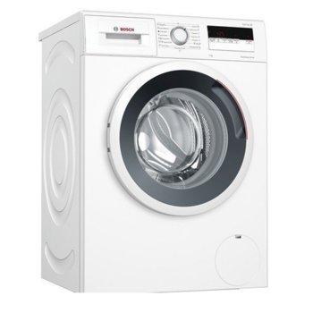 Перална машина Bosch WAN 28161BY, клас A+++, 7 кг. капацитет на пералня, 1400 оборота, свободностояща, 60cm. ширина, TouchControl, бяла image