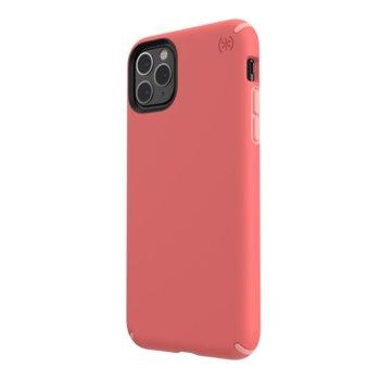 Калъф за Apple iPhone 11 Pro Max, поликарбонатов, Speck Presidio Pro 130025-8525, розов image