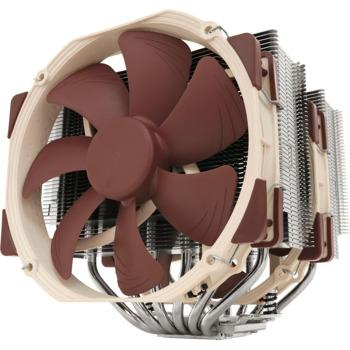 Охлаждане за процесор Noctua NH-D15, съвместим с Intel LGA2011/LGA2011-3/1156/1155/1151/1150 & AMD AM2(+), AM3(+), FM1, FM2(+) image