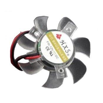 Охладител за видеокарти (63018), 55x10mm, 2-пинов image