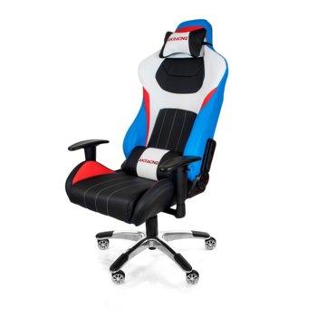 Геймърски стол AKRACING Premium V2, многоцветен image
