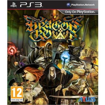 Dragons Crown product
