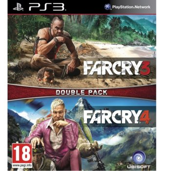 Far Cry Double Pack product