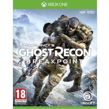 Игра за конзола Tom Clancy's Ghost Recon Breakpoint , за Xbox One image