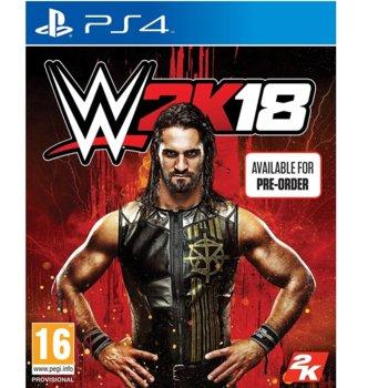 WWE 2K18 product