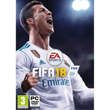 FIFA 18 PC product