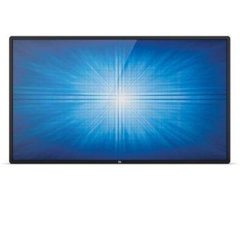 "Интерактивен дисплей ELO ET7001LT-9UWB-0-MT-GY-G, 69.5""(176.53 cm), Full HD, Infrared multi touch, VGA, HDMI, DisplayPort, черен image"