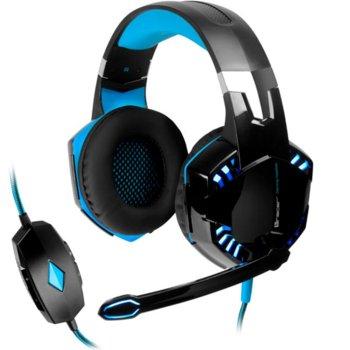 Слушалки Tracer Gamezone Hydra 7.1 TRASLU44890, микрофон, 20Hz - 20kHz честотен обхват, черни image