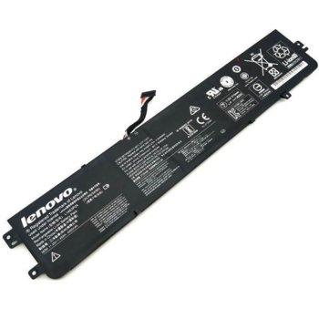 Батерия (оригинална) за лаптоп Lenovo, съвместима с IdeaPad 700 series/ IdeaPad Y520 series/ R720 series, 3-cell, 10.95V, 4100mAh image