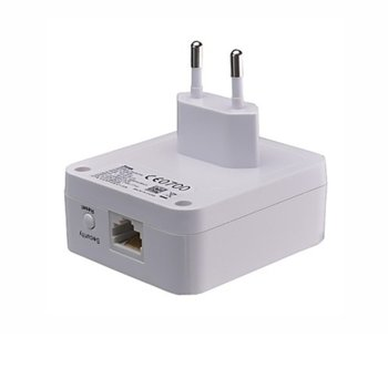 ZTE H511A, Mini Powerline адаптер, комплект 2 устройства, 200Mbps image