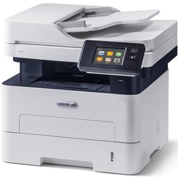 Мултифункционално лазерно устройство Xerox B215, монохромен принтер/копир/скенер/факс, 1200x1200dpi, 31 стр/мин, LAN1000, Wi-Fi, USB, А4 image