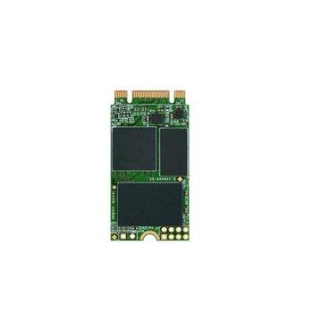 Памет SSD 120GB Transcend TS120GMTS420S, SATA 6Gb/s, M.2 (2242), скорост на четене 560 MB/s, скорост на запис 500 MB/s image