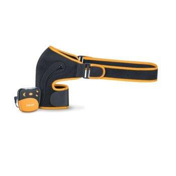 Масажор за рамо Beurer EM 26, за ляво/дясно рамо, 4 програми, LCD дисплей, дистанционно, черен image