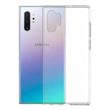 Калъф за Samsung, Galaxy Note 10 Plus, силиконов гръб, очертаващ оригиналните извивки на устройството image
