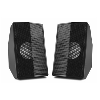 Мини Аудио Система Kisonli S-333, 2.0, 2x3W, 3.5mm стерео, USB захранване image