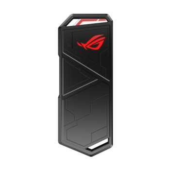 Кутия за SSD Asus ROG Stirx Arion за M.2 (NVME), USB3.2 Gen2 Type-C, RGB, черна image