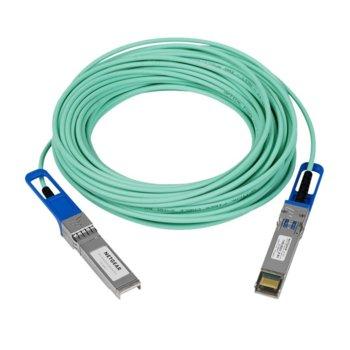 Оптичен пач кабел Netgear AXC7615-10000S, SFP+ към SFP+, Direct Attach Cable(DAC), 10 Gbps, 15m image