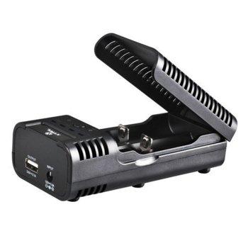 Зарядно устройство Xtar WP2S за Li-ion батерии image