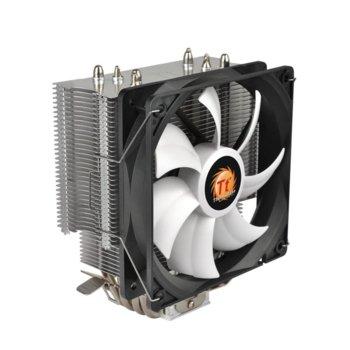 Охладител за процесор Thermaltake Contac Silent 12, съвместимост с Intel 2066/20113/2011/1366/1156/1155/1151/1150/775 & AMD - AM4/FM2/FM1/AM3+/AM3/AM2+/AM2 image