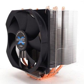 Oхлаждане за процесор Zalman CNPS10X Performa, съвместимо с LGA2011-V3/2011/1151/1150/1155/1156/1366/773 & AMD/AM3+/AM3/AM2+/AM2/FM2+FM2/FM1 image