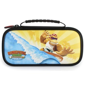 Защитен калъф Nacon Travel Case Donkey Kong, за Nintendo Switch image