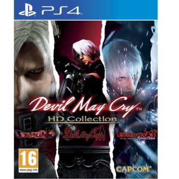 Игра за конзола Devil May Cry: HD Collection, за PS4 image