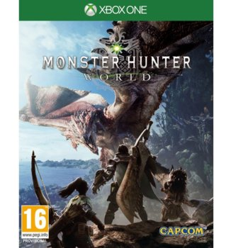 Monster Hunter World SteelBook Edition product