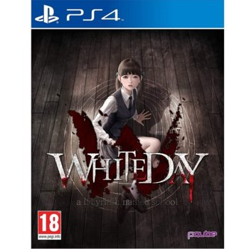 White Day: A Labyrinth Named School PS4 product