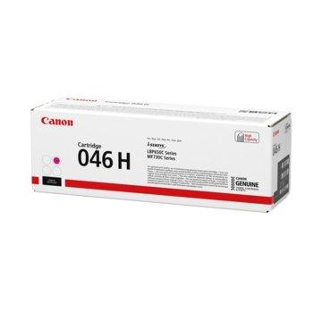 Касета за Canon i-SENSYS LBP650 Series - Magenta - P№ CRG-046H M - CR1252C002AA - Заб.: 5 000k image