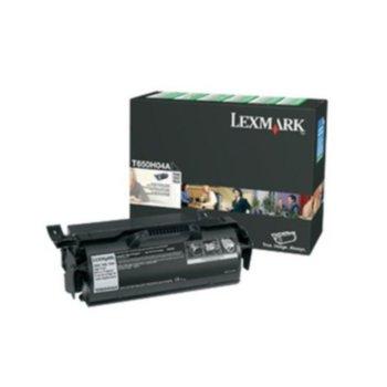 Барабан за Lexmark TT650dn / T650dtn / T650n / T652dn / T652dtn / T652n / T654dn / T654dtn / T654n / T656dne - Black - P№ T650H04E - 25 000k image