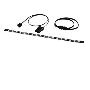 Светодиодна LED лента DeepCool RGB 100, 90mW, DC 12V, червена, 0.5m image