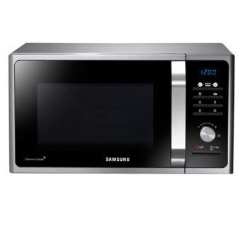 Микровълнова фурна Samsung MS23F301TAS/OL, електронно управление, 800 W, 23 л. обем, 6 степени на мощност, сребриста image
