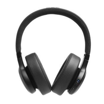 Слушалки JBL LIVE 500BT, безжични, микрофон, до 33 часа работа, черни image