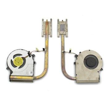 CPU Fan Heatsink Toshiba Satellite L55T-C product