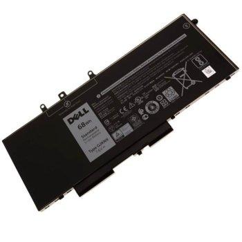 Батерия (оригинална)за лаптоп Dell, съвместима с DELL Latitude 5280/5288/5480/5488/5490/5491/5580/5590/Precision 3520, 4-cell, 7.6V, 5200mAh image