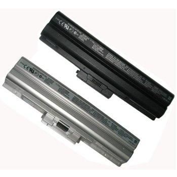 Батерия (заместител) за лаптоп Sony VAIO, съвместима с VGN-CS/VGN-AW/VGN-FW/VGN-NS/VGN-SR, 11.1V, 7800mAh  image