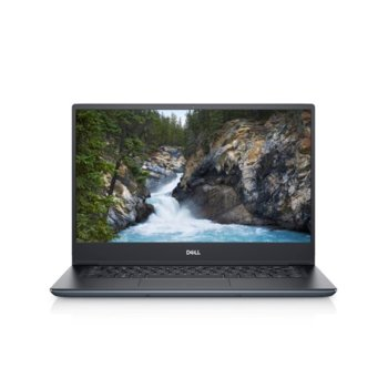 """Лаптоп Dell Vostro 5490 (N4106VN5490EMEA01_2005_UBU)(сив), четириядрен Comet Lake Intel Core i5-10210U 1.6/4.2 GHz, 14"""" (35.56 cm) Full HD Anti-Glare LED-Backlit Display, (HDMI), 8GB DDR4, 256GB SSD, 1x USB 3.1 Type C, Linux, 1.49 kg image"""