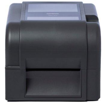 Етикетен принтер Brother TD-4520TN, Резолюция (300 x 300), 64MB Flash, 128MB SDRAM, професионален, USB 2.0, Ethernet LAN image