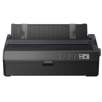 Матричен принтер Epson FX-2190 II C11CF38401, 9pin/136 колони/680 знаци/сек, USB image