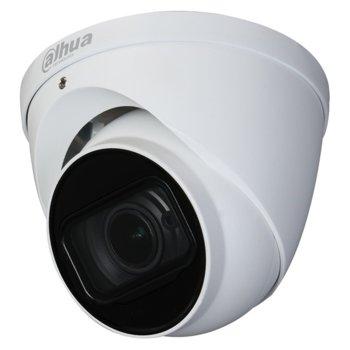 HDCVI камера Dahua HAC-HDW2501T-Z-A-27135, куполна, 5 Mpix(2592x1944@20fps), 2.7-13.5mm моторизиран обектив, IR осветеност (до 60м), външна IP67 image