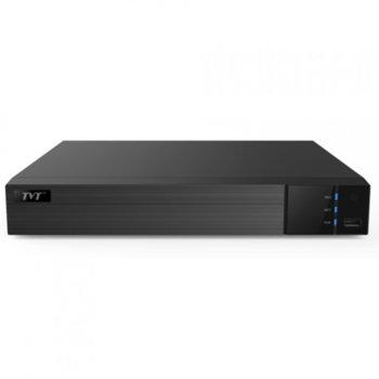 IP видеорекордер TVT TD-3316H4 4K, 16 канала, H.265, H.264, 4x SATA, 1x USB 3.0, 1x USB 2.0, 1 RJ-45, 1x HDMI image