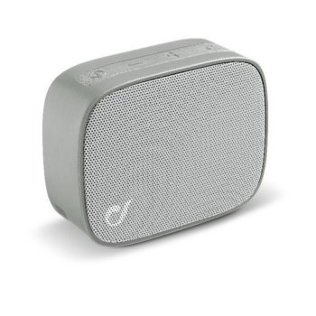 Тонколона Cellular line Fizzy Universale, 1.0, Bluetooth, сива, безжична image