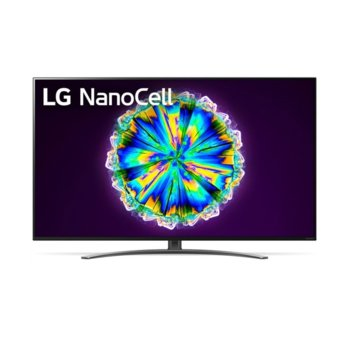 "Телевизор LG 55NANO863NA, 55"" (139.7 cm) Ultra HD 4K NanoCell, HDR Smart TV, DVB-T2/C/S2, Wi-Fi, LAN, Bluetooth, HDMI, USB image"